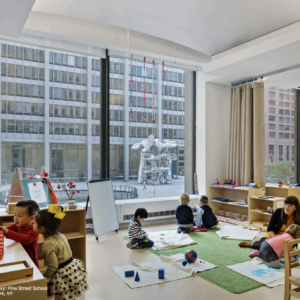 Photo of Commercial Conversion: Adaptive Reuse, A Catalyst for Educational Innovation