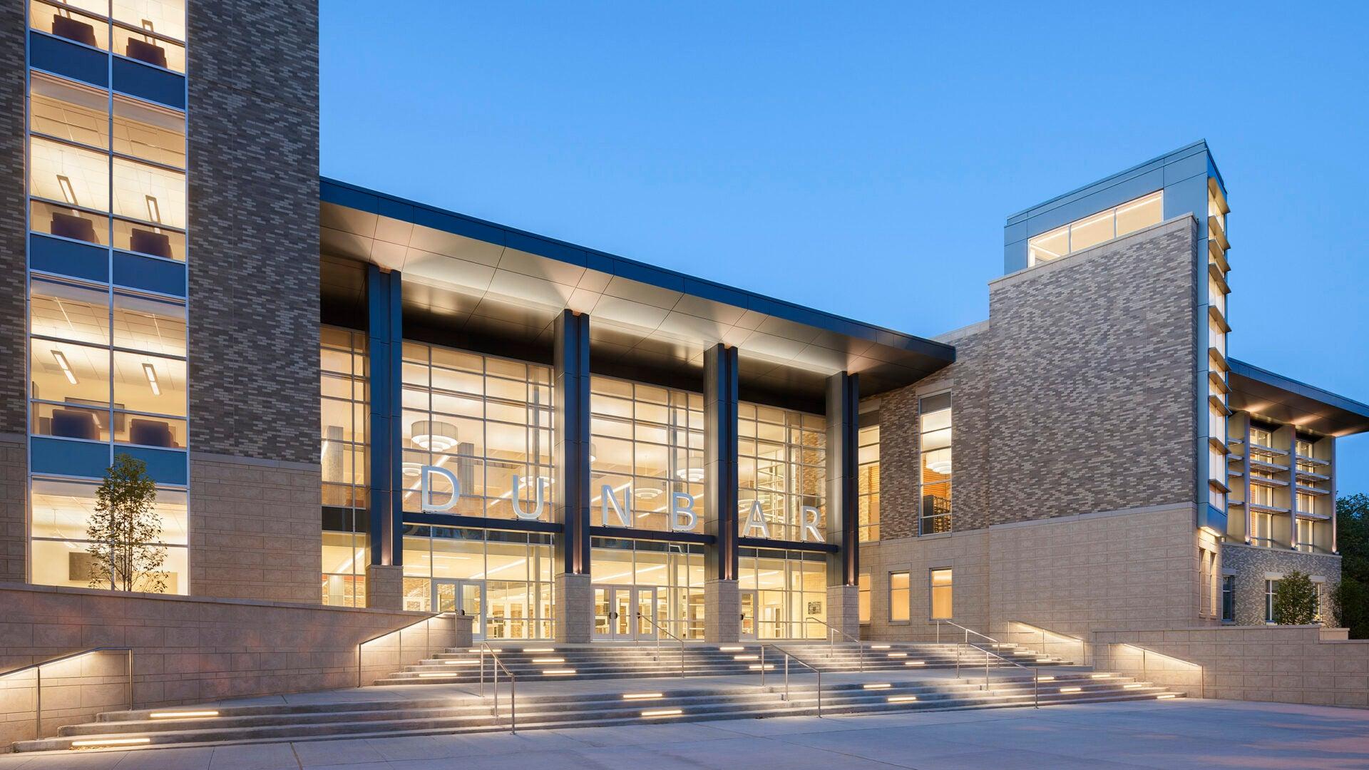 Dunbar Senior High School 8