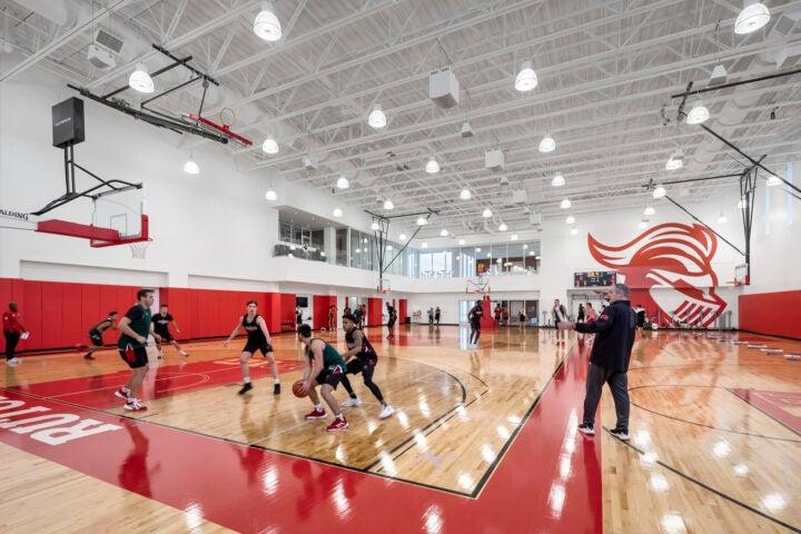 Rutgers University Athletic Performance Center