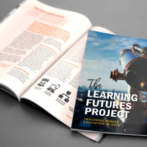 Photo of The Learning Futures Project: Imagining Higher Education in 2025