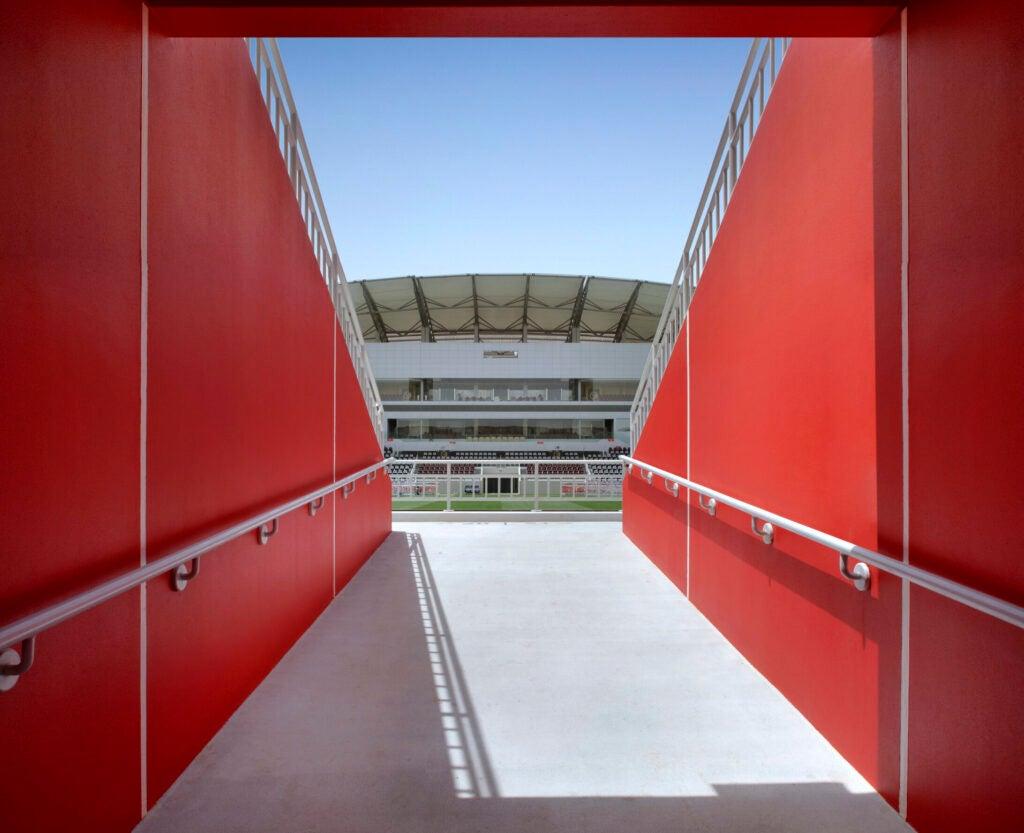 Lekwhiya Sports Complex | Photo: Barbara Corsico