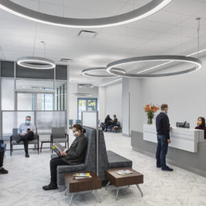Photo of Perkins Eastman Designs Three First-of-Their-Kind COVID-19 Centers of Excellence