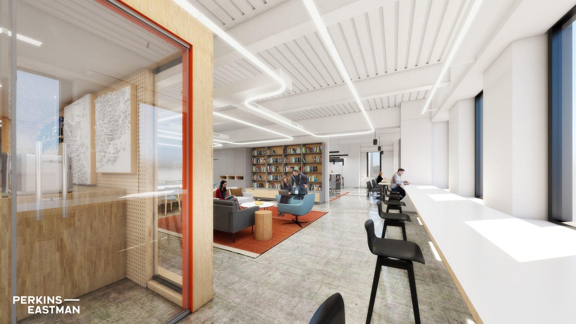 Perkins Eastman Pittsburgh Studio