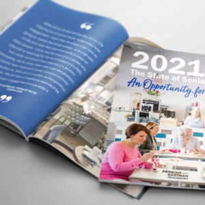 Photo of The State of Senior Living 2021 Survey: An Opportunity for Change