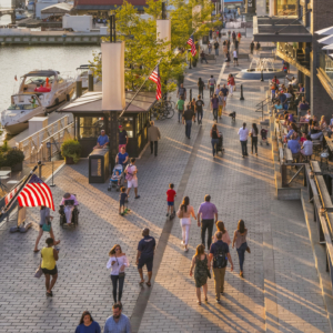 """Photo of New White Paper """"The Subtle Art of Placemaking"""" Expands on the Need for Connection in the Physical Realm"""