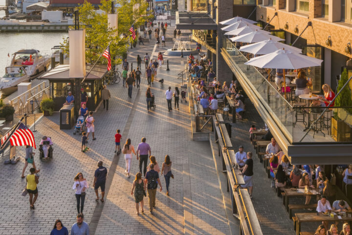 """Perkins Eastman's New White Paper """"The Subtle Art of Placemaking"""" Expands on the Power of and Need for Connection in the Physical Realm"""