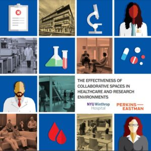 Photo of The Effectiveness of Collaborative Spaces in Healthcare and Research Environments