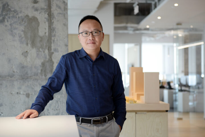 Perkins Eastman Welcomes Min Shu To Shanghai Studio