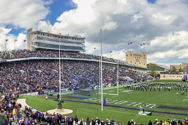 """Playing """"What If?"""" With Big Ten Stadiums 10"""